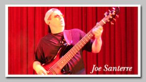 Joe Santerre Playing Live