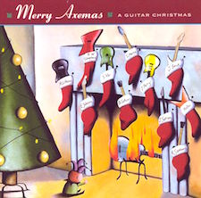 Xmas album featuring Bryan on bass