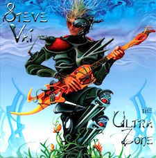 Bassist featured on Steve Vai album
