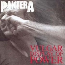 vulgar display of power album